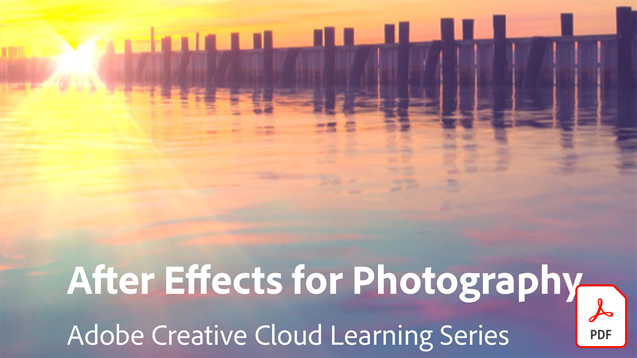 After Effects for Photography
