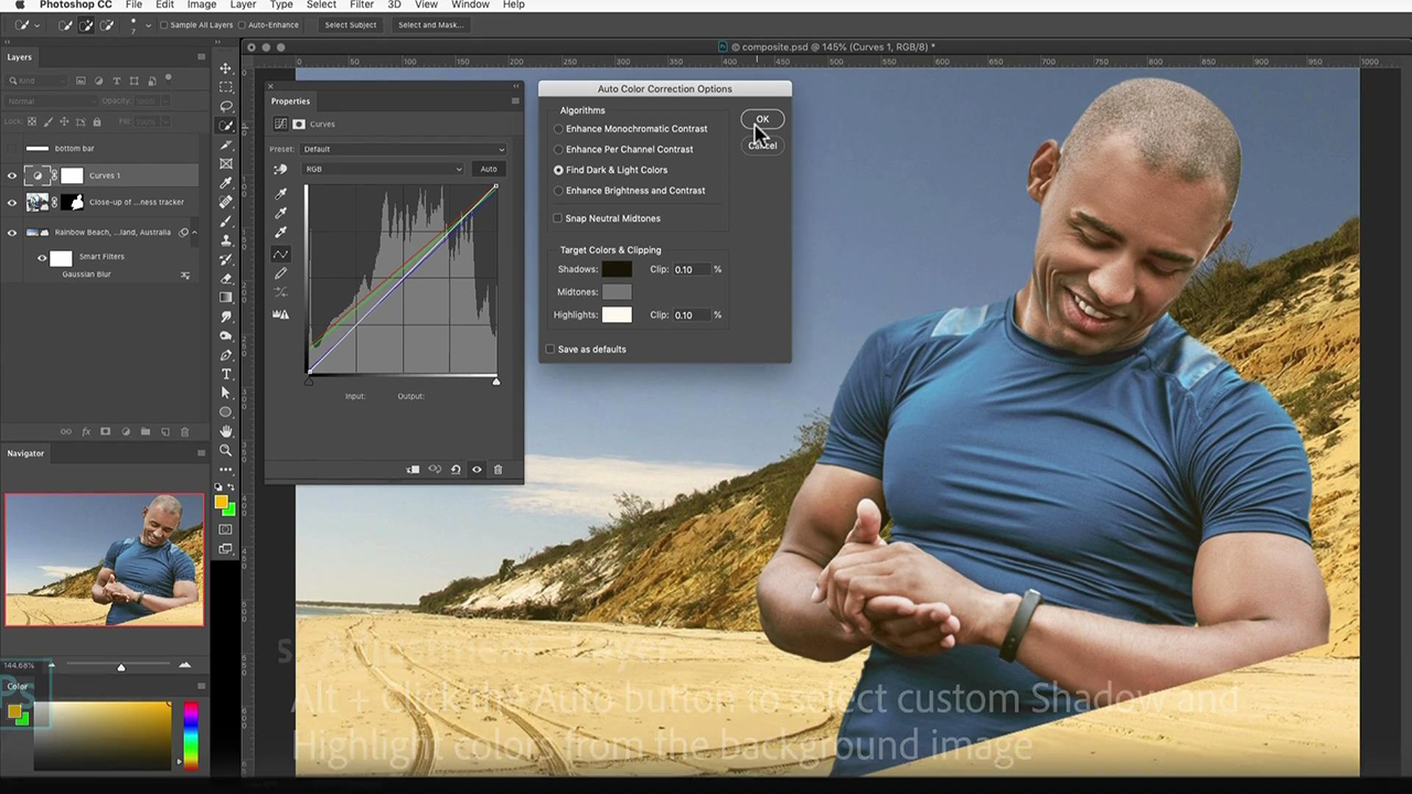 Create realistic photo composites with Adobe Stock images