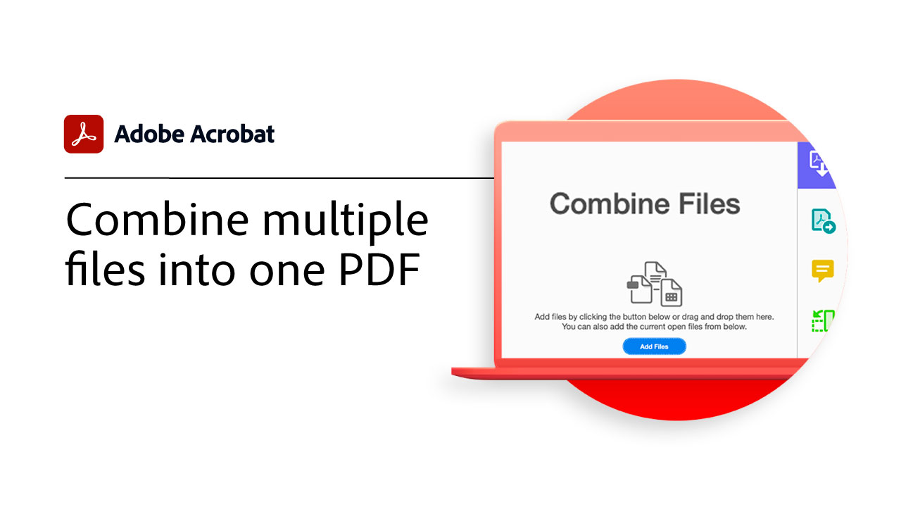 Combine Files to PDF