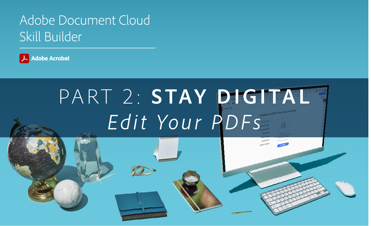 Edit Your PDFs