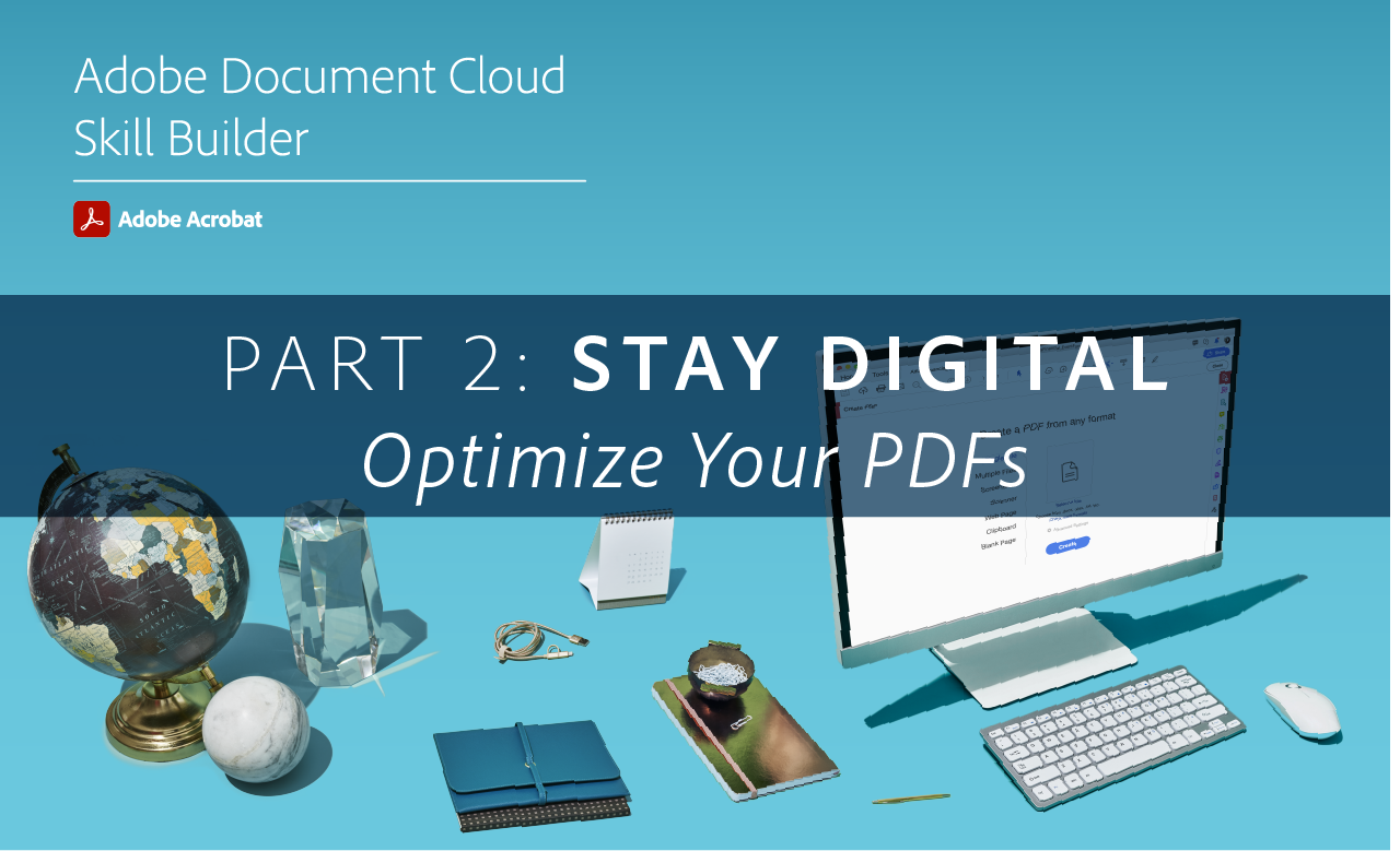 Optimize Your PDFs