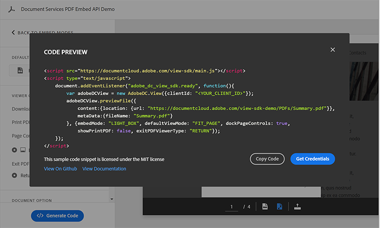 Image of Code Preview