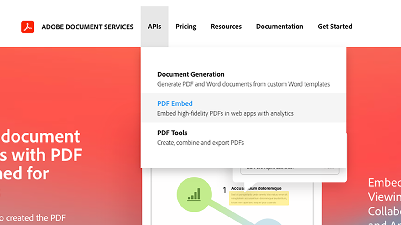 Part 2: Adding PDF Embed API to a webpage