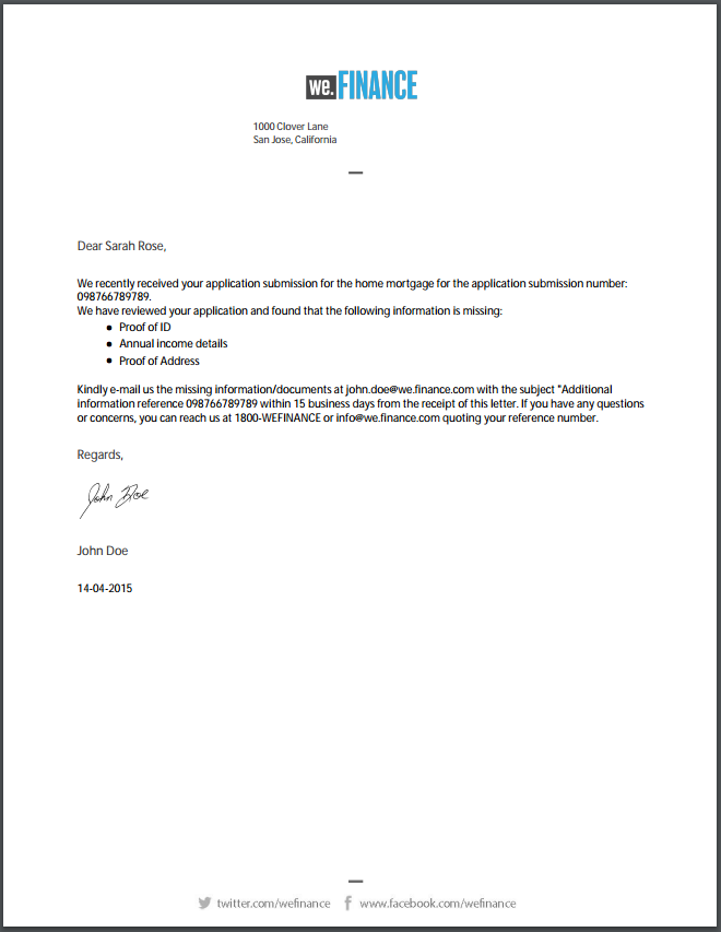 Reference Letter Templates Adobe Experience Manager