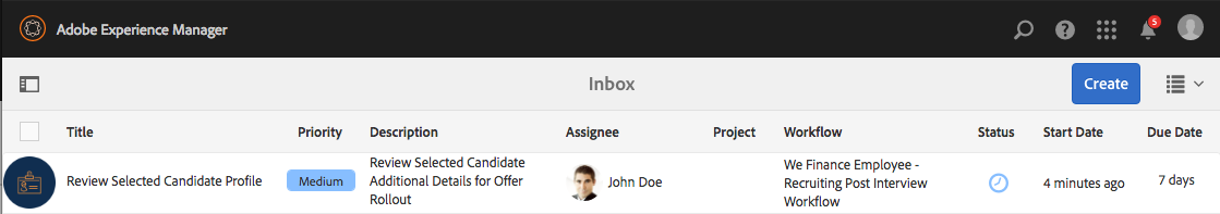johndoadionainformationinbox
