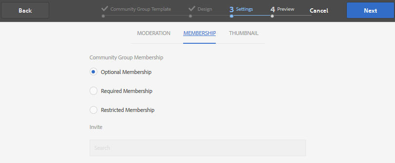 community-group-membership