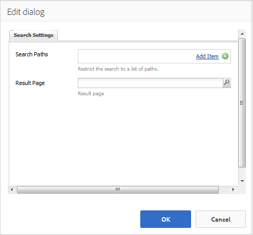 search-settings