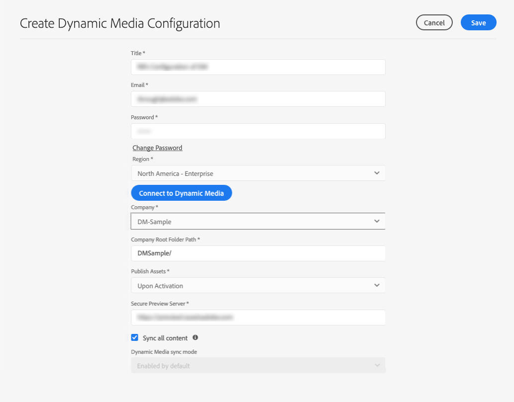 dynamic mediaconfiguration2update