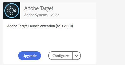 Implement Target with Adobe Experience Platform Launch